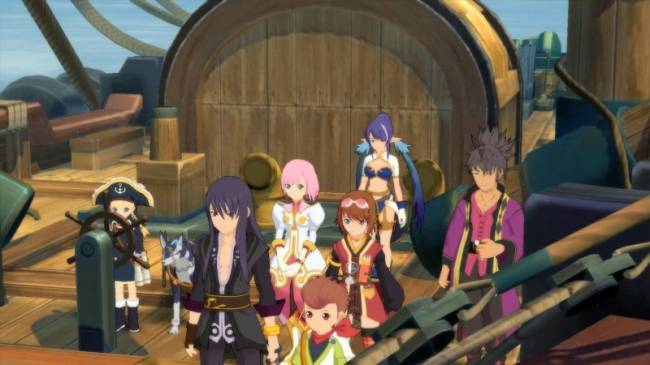 Find Out What Has Been Added To Tales Of Vesperia: Definitive Edition Other Than Improved Visuals