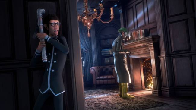 We Happy Few Trailer Shows Off Playable Characters, Crafting, And Stealth