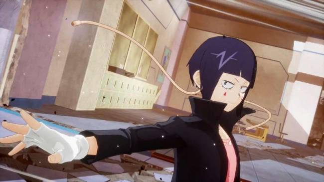 My Hero One's Justice Trailer Shows Off Story Mode And More