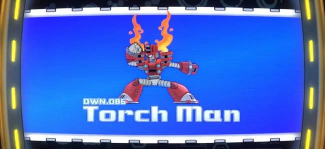 Torch Man Lights Up The Night Sky In A New Mega Man 11 Trailer