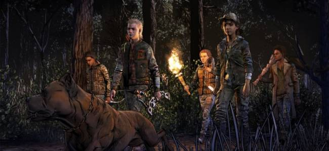 Clementine May Have Hit The End Of The Road In The Newest Walking Dead Trailer