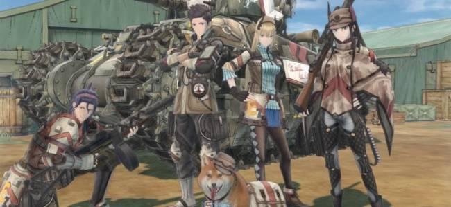 Valkyria Chronicles 4's Intro Goes To War In Style