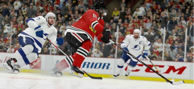 EA Answers The Hard Questions On NHL 19 Player Likenesses, Commentary Changes, EASHL Practice Mode, And Online Franchise