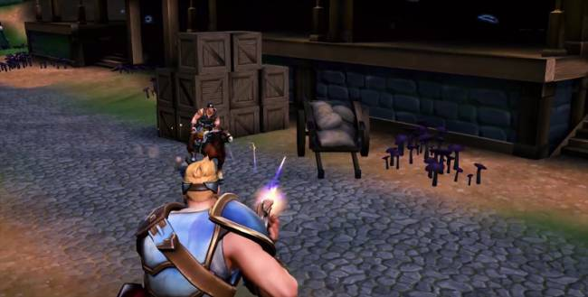 Hi-Rez's Fantasy Take On Battle Royale Comes To PS4 In Beta Form