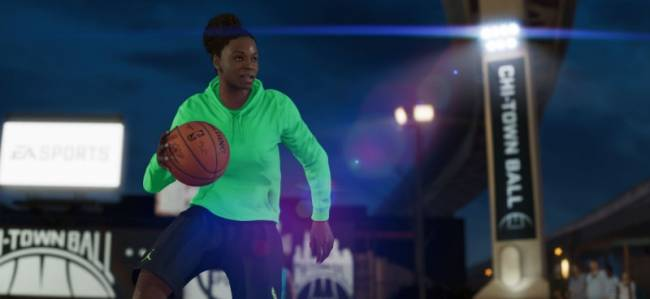 Building Off WNBA Integration Last Year, EA Adds Female Create-A-Player To NBA Live 19