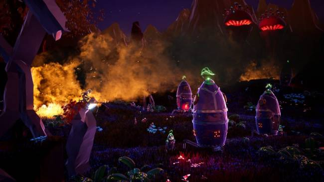 Sci-Fi Sidescroller Planet Alpha Shows Off Wild Planets, Familiar Danger
