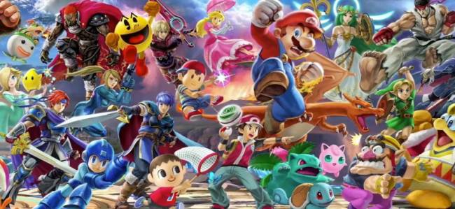 Have You Been Listening To The Super Smash Bros. Ultimate Music Samples?