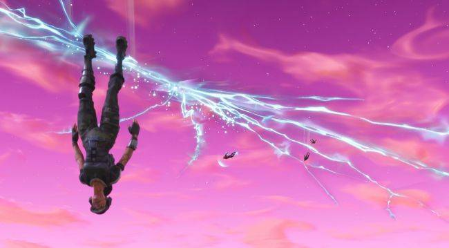 Player crashes Fortnite rocket launch viewing party to net single-round kill record
