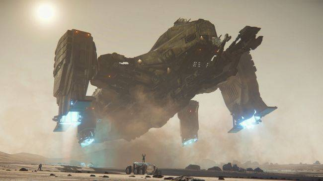 Star Citizen adds mining and group play in latest update