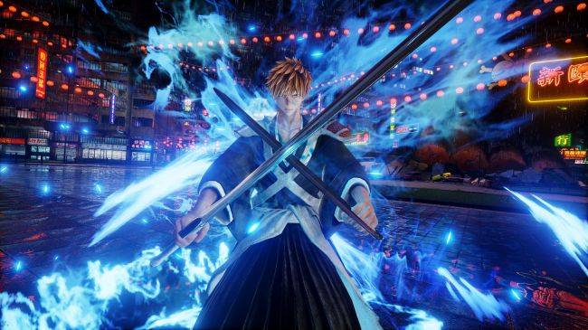 Bleach characters join Jump Force's mash-up