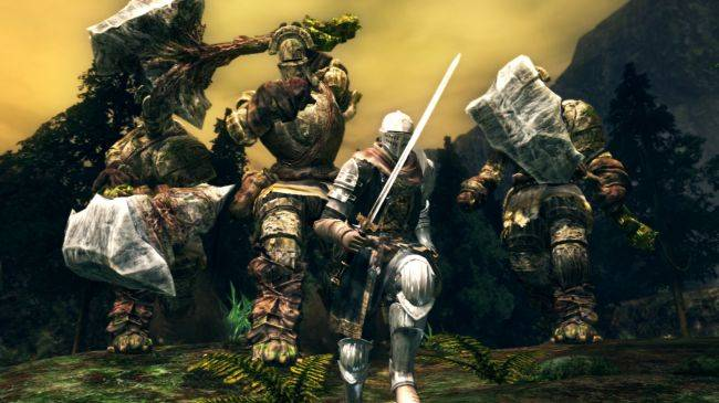 Rolly Souls mod makes rolling the only way to move in Dark Souls