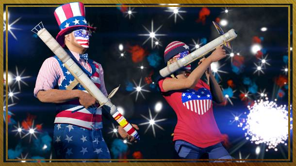 GTA Online rolls out Independence Day discounts, Guest List rewards, double cash bonuses