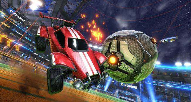 Rocket League kicks off free weekend today