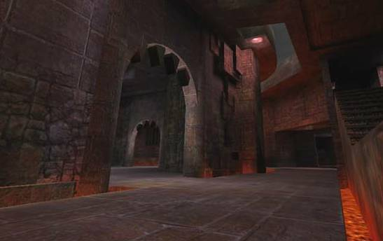 Quake 3 bots play 450,000 games of Capture the Flag, learn to beat human teams