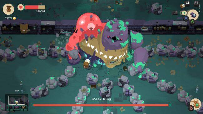 Moonlighter roadmap teases New Game Plus, Familiars and other free updates