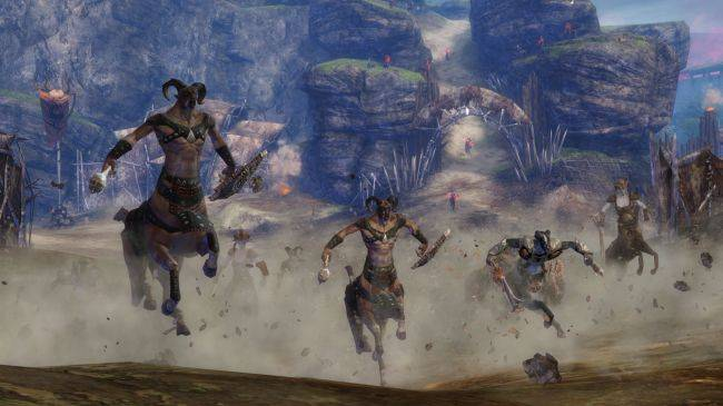 Guild Wars 2 writers fired following heated Twitter exchange with streamer