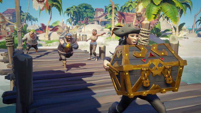 Sea of Thieves could do battle royale, but Rare would want 'a unique spin' if so
