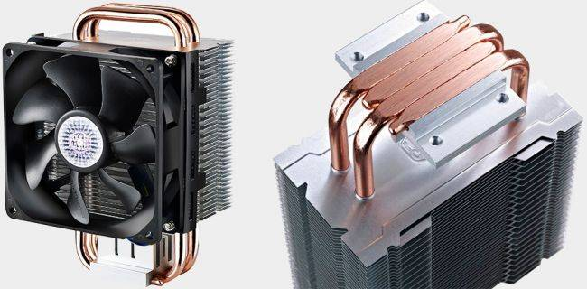 Cooler Master's compact Hyper T2 CPU cooler is on sale for $10