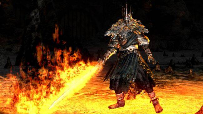 Dark Souls Age of Fire mod pits playable Gwyn against its toughest boss combo