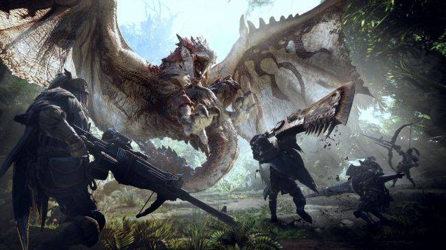 Monster Hunter: World PC visuals 'will have parity' with console versions
