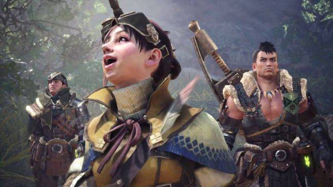 Monster Hunter: World PC release date announced, and it's soon