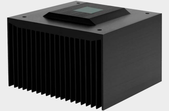 Arctic's fanless CPU cooler can help you build a silent PC