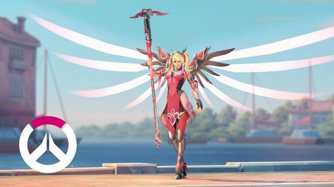 Overwatch's Pink Mercy raises nearly $13 million for breast cancer research