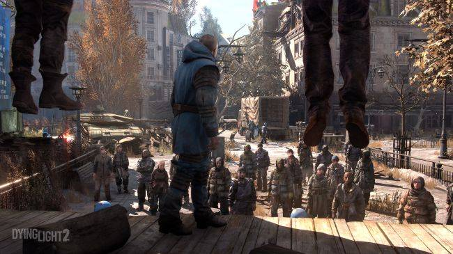 Chris Avellone helped define Dying Light 2's world and 'the rules that govern it'