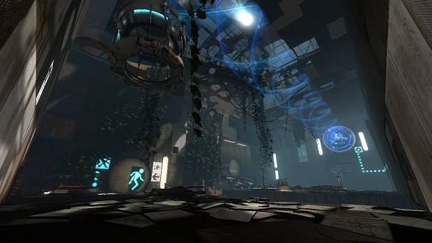 Portal 2 mod Destroyed Aperture adds 20 maps and 30 puzzles, due 'Fall 2018'