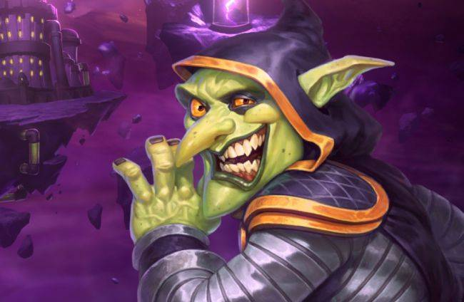 Hearthstone's next expansion brings back Dr. Boom and adds Legendary spells