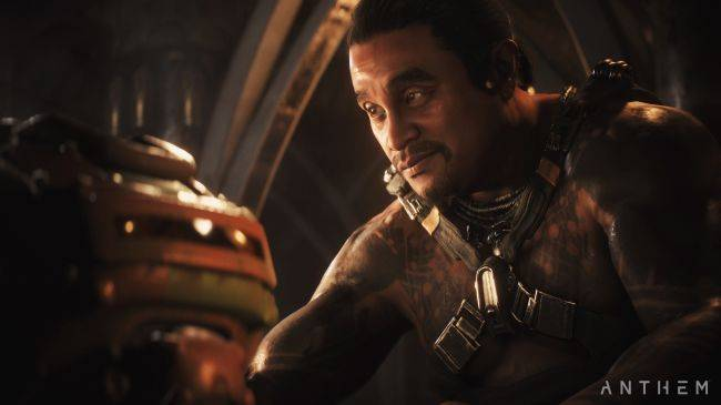 Anthem executive producer Mark Darrah is answering questions on Twitter