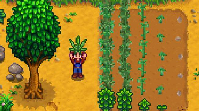 Grow and sell weed with this Stardew Valley mod