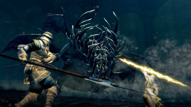 Dark Souls Remastered patch improves 'security against cheating during online multiplayer'