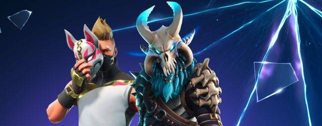 Fortnite Season 5's v5.0 patch notes and opening cinematic