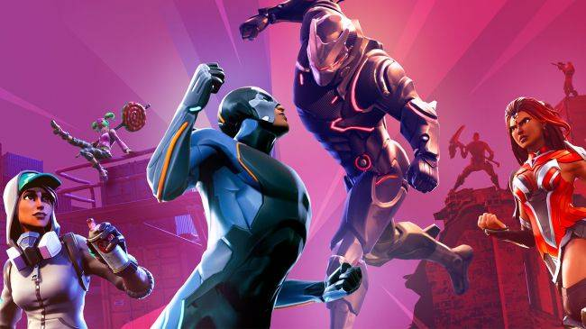 This player-made Fortnite superhero film is awesome