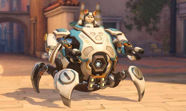 Wrecking Ball skins: here's all the outfits for Overwatch's new tank
