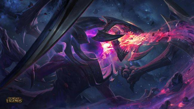 Riot releases Dark Star Cho'gath League of Legends skin to raise funds for charity