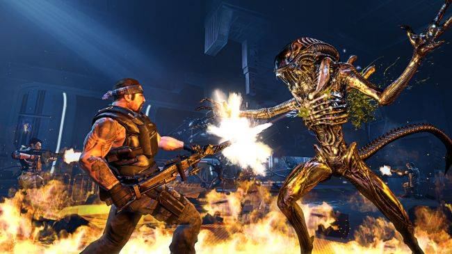 All this time, Aliens: Colonial Marines' stupid AI may have been caused by a single typo