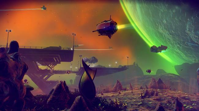 No Man's Sky 'Next' trailer teases third-person perspective, multiplayer, visual overhaul