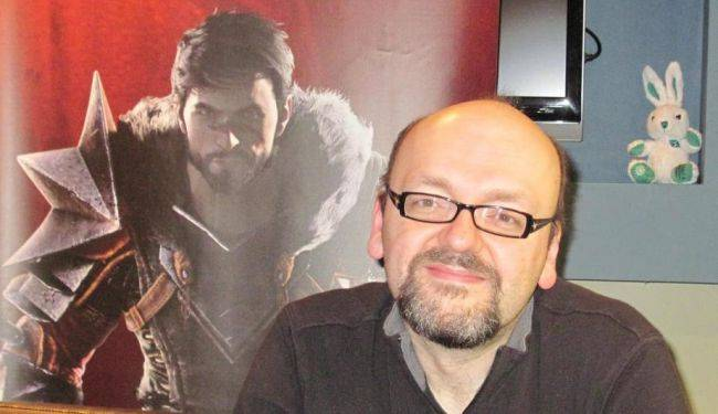 Former lead Dragon Age writer David Gaider pens Dragon Age: Inquisition fanfiction