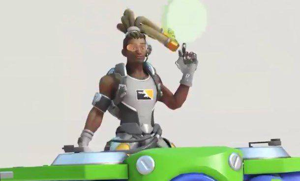 The Overwatch League All-Access pass adds an exclusive new Lucio emote