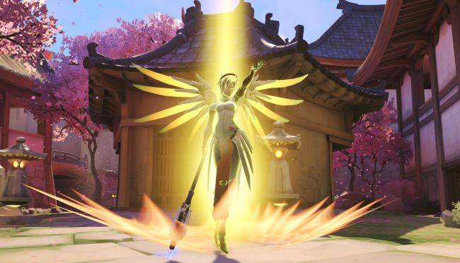 Overwatch's next update aims to balance the support class with a big Mercy nerf