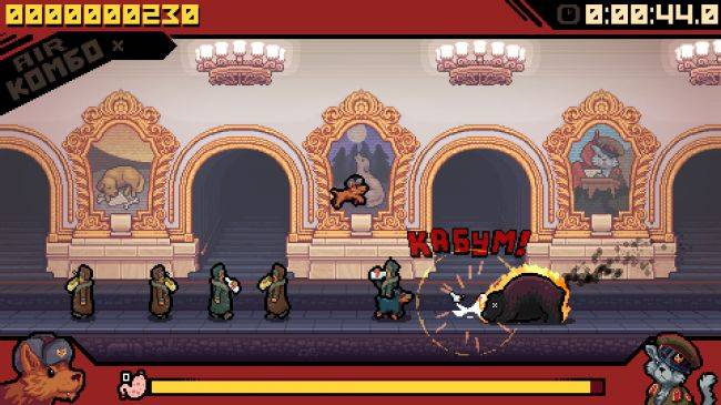 Russian Subway Dogs, the game about Russian subway dogs, launches August 2