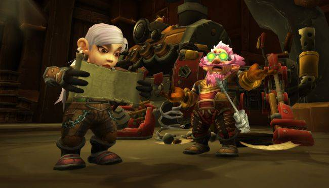 World of Warcraft's 8.0 patch is kind of a mess right now