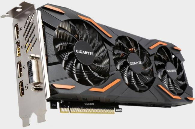 Gigabyte's GTX 1080 is just $450 right now on Newegg