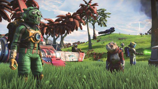 No Man's Sky dev 'desperate to communicate better', plans season of free updates