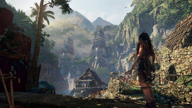 Shadow of the Tomb Raider video showcases the series' biggest ever hub