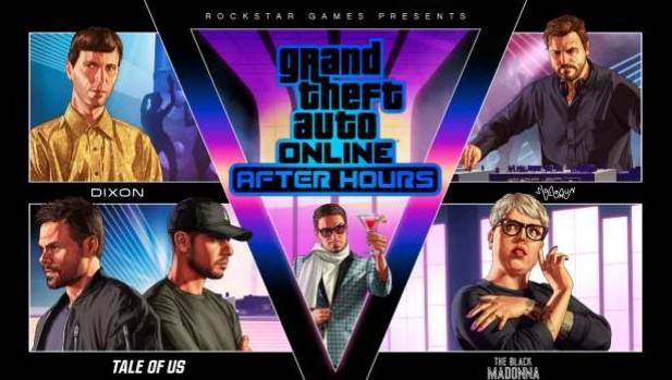 GTA Online: After Hours nightclub update out now on PC