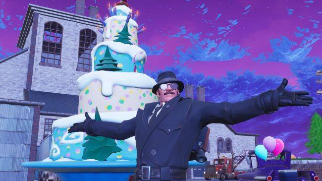 Where to find all 10 cakes for Fortnite's birthday challenge