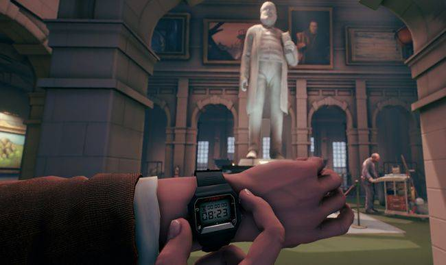 The Occupation, an investigative race against the clock, will launch in October
